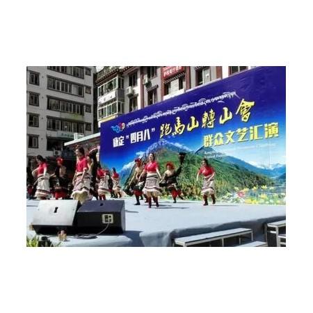 成都糖酒会展厅制作成都广告制作成都户外广告制作生产
