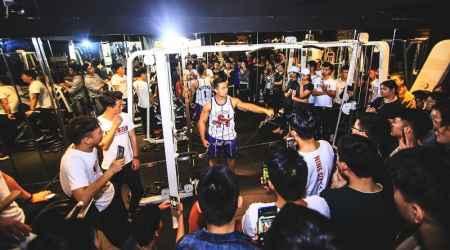 福建健身教练培训机构