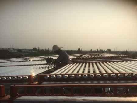 浙江太阳能锅炉机组设计