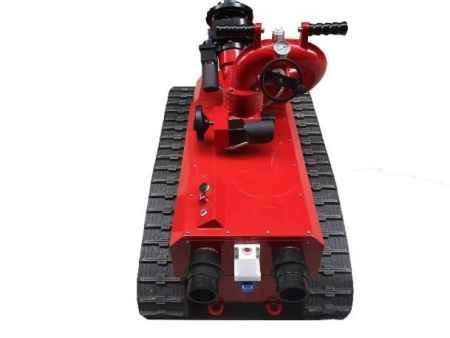 履带式消防机器人价格