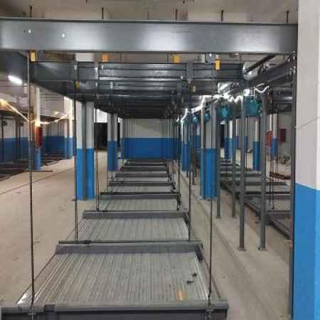 垂直循环立体车库生产安装