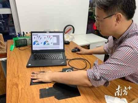压力分布测量仪销售