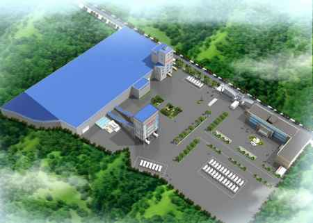 郑州环保新型建材产业园