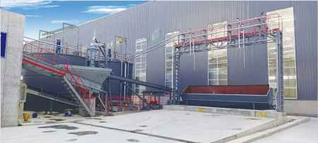 郑州三和水工湿混凝土回收系统供应商