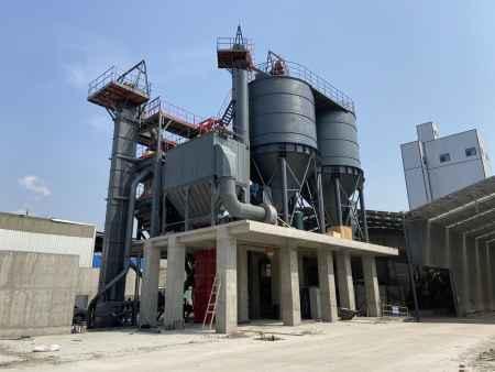 环保型楼式精品机制砂生产线